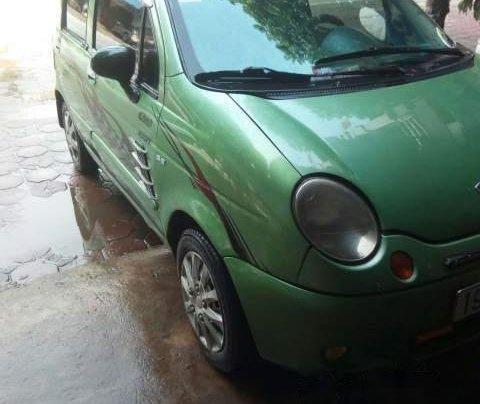 Bán Daewoo Matiz năm sản xuất 2002, màu xanh lục0