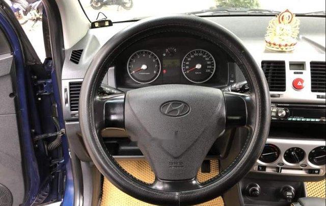 Bán Hyundai Getz đời 2008, màu xanh lam, nhập khẩu nguyên chiếc, giá chỉ 235 triệu1