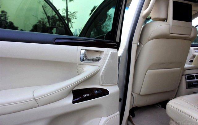 Bán Lexus LX 570 sx 2015 biển VIP, màu vàng cát, nội thất kem cực hiếm, giá tốt8