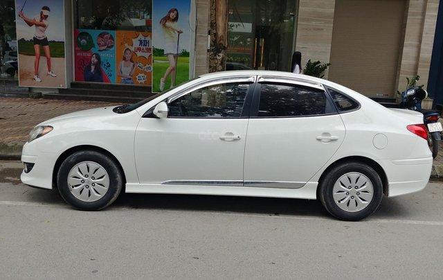 Bán ô tô Hyundai Avante đời 2012, màu trắng nhập khẩu, giá 299tr0