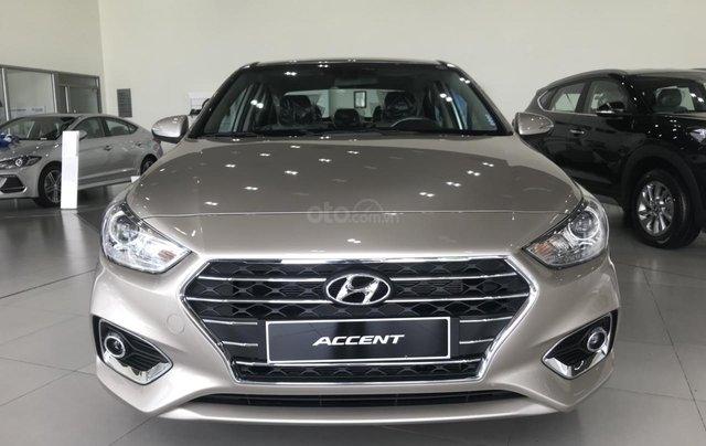 Bán Hyundai Accent 2019 mới - giá tốt - xe giao ngay, liên hệ 0909.342.9860
