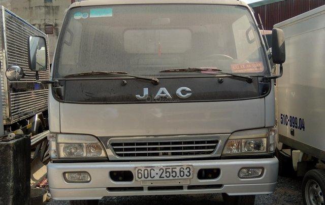 Bán ô tô JAC thùng mui bạt đời 2015, 5 tấn, 168tr4