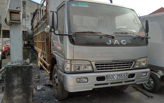 Bán ô tô JAC thùng mui bạt đời 2015, 5 tấn, 168tr3