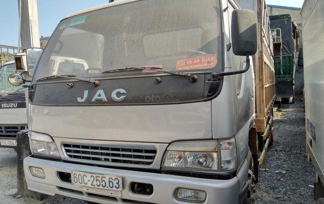 Bán ô tô JAC thùng mui bạt đời 2015, 5 tấn, 168tr2