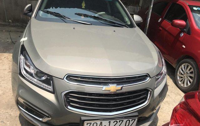Bán Chevrolet Cruze đời 2017 số tự động0