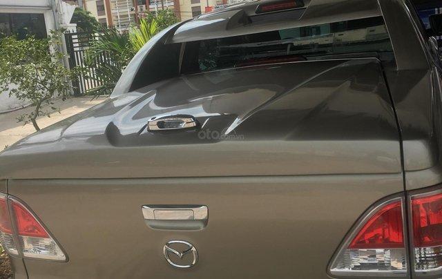 Bán Mazda BT 50 3.2 2 cầu năm 2014, màu nâu, nhập khẩu, 520tr0