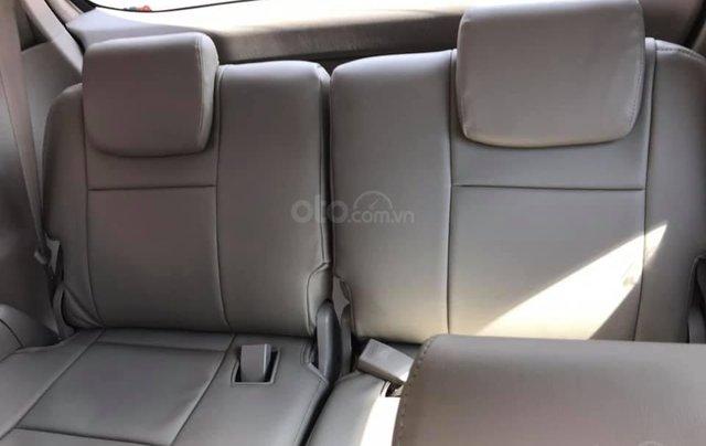 Gia đình cần bán xe Innova 2015, số sàn, màu vàng cát, zin cọp3