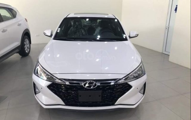 Hyundai Cầu Diễn - Bán Hyundai Elantra Sport 2019 - đủ màu, tặng 10-15 triệu nhiều ưu đãi - LH: 09648989320