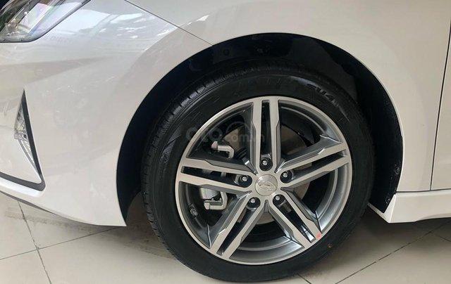 Hyundai Cầu Diễn - Bán Hyundai Elantra Sport 2019 - đủ màu, tặng 10-15 triệu nhiều ưu đãi - LH: 09648989325