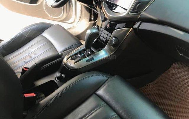 Cần bán xe Chevrolet Cruze LTZ Đk 05/2017, số tự động, màu trắng3