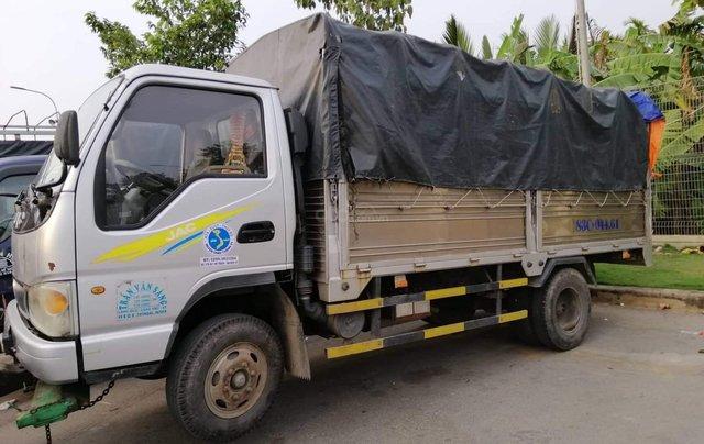 Bán xe tải có mui JAC đời 2015, tải trọng 3.5 tấn, giá 132 triệu đồng0