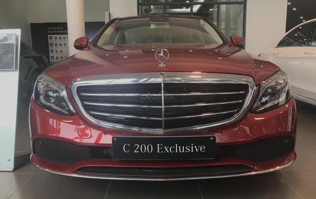 Cần bán Mercedes C200 Exclusive Sx 2019 đủ màu, giao xe ngay. LH 09369800384