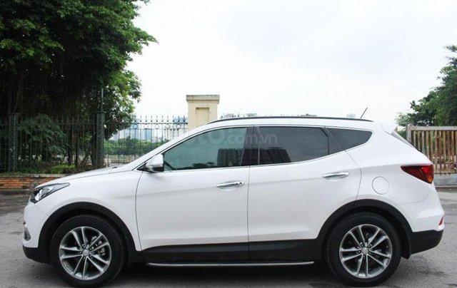 Cần bán Hyundai Santa Fe 2.2L sản xuất 20160