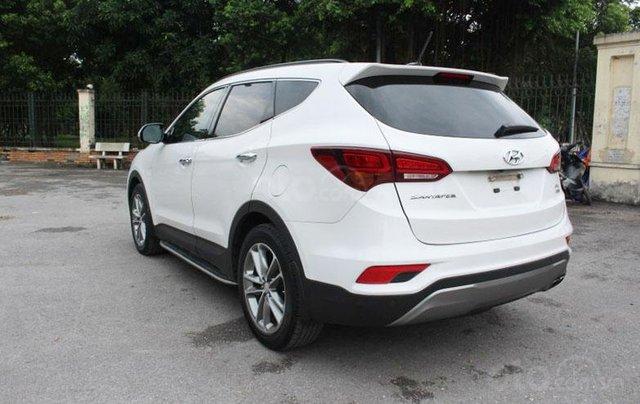 Cần bán Hyundai Santa Fe 2.2L sản xuất 20164