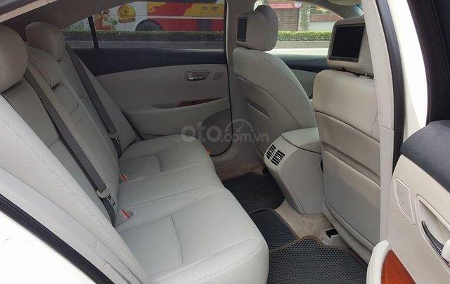 Bán Lexus ES350 màu trắng 2008 nhập Nhật chính chủ5