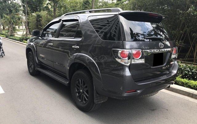 Bán Toyota Fortuner 2016 tự động, xám chì, xe gia đình chính chủ7