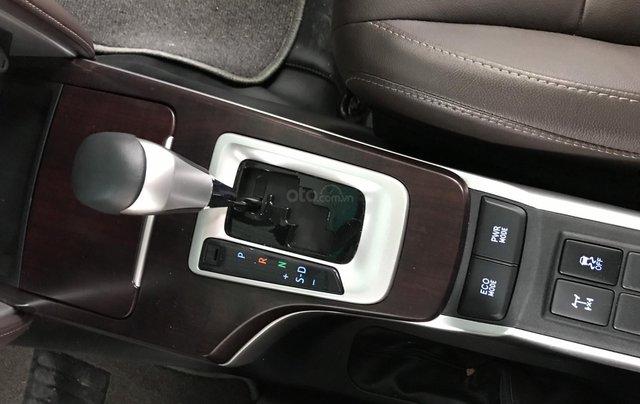 Bán Toyota Fortuner 2.8V 2 cầu, số tự động, máy dầu, nhập khẩu Indonesia T5/2019 màu đen VIP đi 8000km14