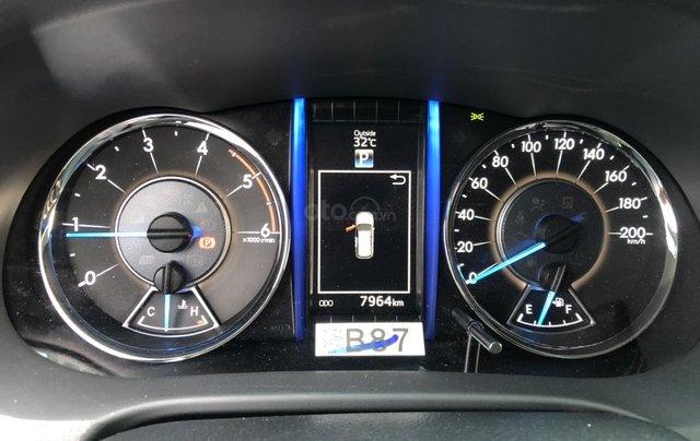 Bán Toyota Fortuner 2.8V 2 cầu, số tự động, máy dầu, nhập khẩu Indonesia T5/2019 màu đen VIP đi 8000km18
