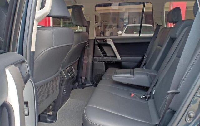 Bán Toyota Prado TXL đời 2016, màu đen, xe nhập12