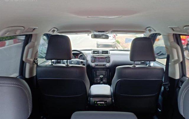 Bán Toyota Prado TXL đời 2016, màu đen, xe nhập8