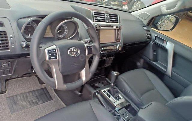 Bán Toyota Prado TXL đời 2016, màu đen, xe nhập14