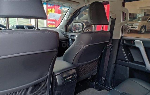 Bán Toyota Prado TXL đời 2016, màu đen, xe nhập10