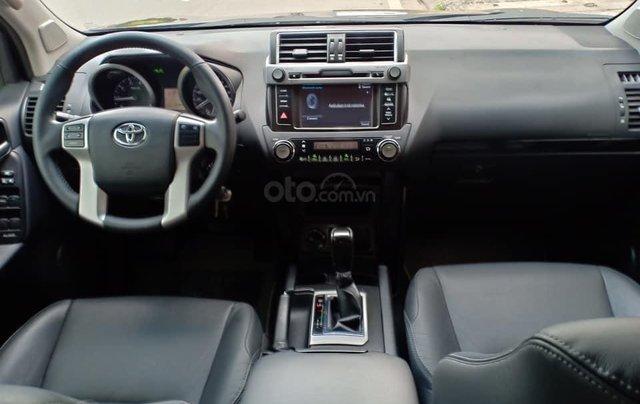 Bán Toyota Prado TXL đời 2016, màu đen, xe nhập16