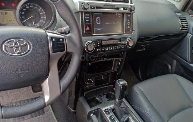 Bán Toyota Prado TXL đời 2016, màu đen, xe nhập7