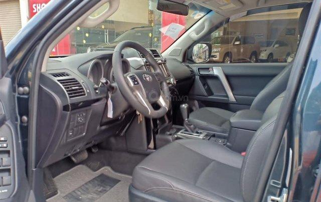 Bán Toyota Prado TXL đời 2016, màu đen, xe nhập4