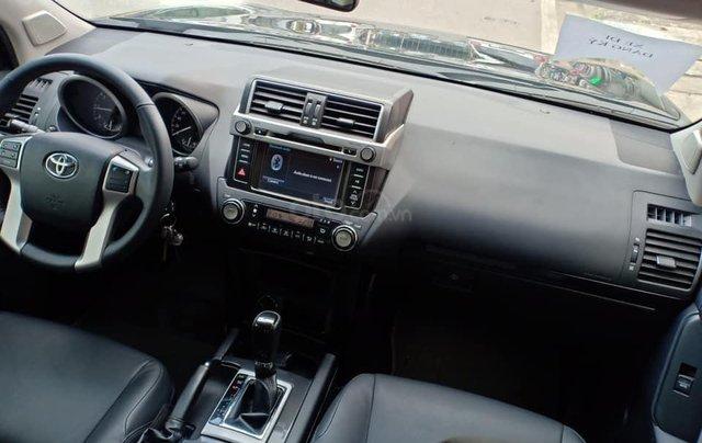 Bán Toyota Prado TXL đời 2016, màu đen, xe nhập5