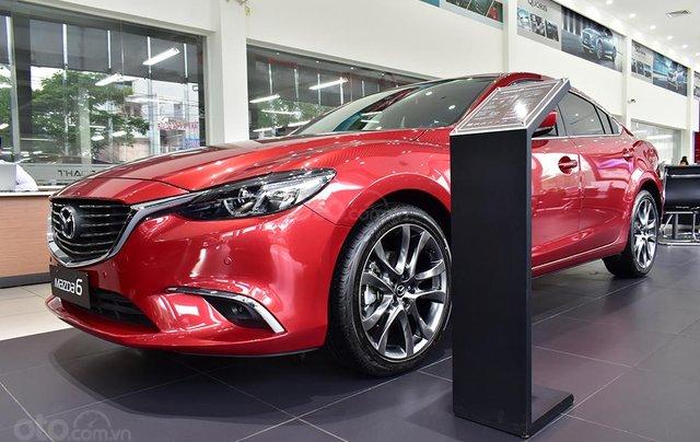 Bán Mazda 6 - Tặng tiền mặt và gói bảo dưỡng 30 triệu0