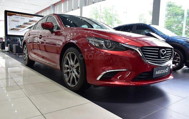 Bán Mazda 6 - Tặng tiền mặt và gói bảo dưỡng 30 triệu1