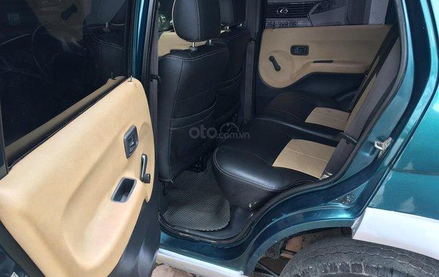 Bán Daihatsu Terios 1.3 4x4 MT năm sản xuất 2003, màu xanh, biển Hà Nội7