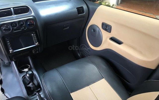 Bán Daihatsu Terios 1.3 4x4 MT năm sản xuất 2003, màu xanh, biển Hà Nội10