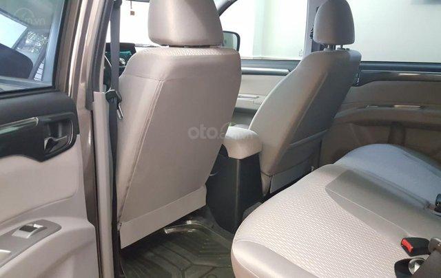 Bán Mitsubishi Pajero Sport 2.5MT số sàn, máy dầu, 7 chỗ, sản xuất 2016, màu nâu titan, biển Sài Gòn, 1 chủ đi 22000km8