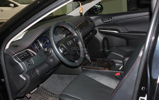 Bán Toyota Camry 2.5Q năm sản xuất 2016, màu đen, 950tr4