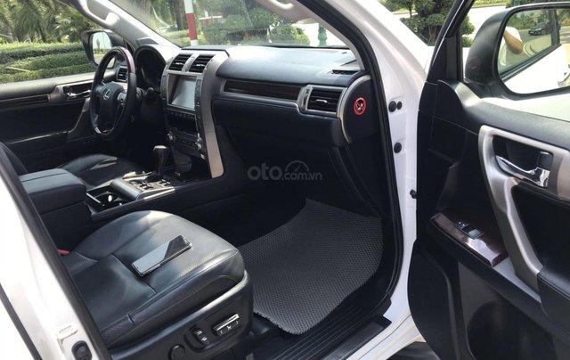 Bán xe Lexus GX460 Luxury 2016, màu trắng, bản đủ8
