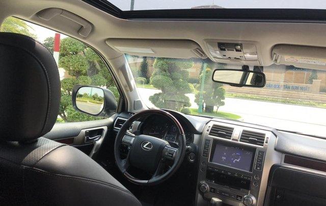Bán xe Lexus GX460 Luxury 2016, màu trắng, bản đủ9