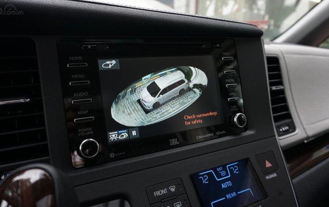 Bán xe Toyota Sienna Limited 1 cầu model 2020, giá tốt, giao ngay toàn quốc, nhập Mỹ - LH 094.539.2468 Ms. Hương12