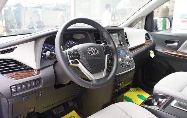Bán xe Toyota Sienna Limited 1 cầu model 2020, giá tốt, giao ngay toàn quốc, nhập Mỹ - LH 094.539.2468 Ms. Hương10