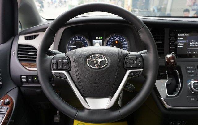 Bán xe Toyota Sienna Limited 1 cầu model 2020, giá tốt, giao ngay toàn quốc, nhập Mỹ - LH 094.539.2468 Ms. Hương14