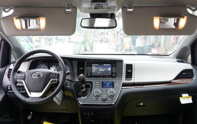 Bán xe Toyota Sienna Limited 1 cầu model 2020, giá tốt, giao ngay toàn quốc, nhập Mỹ - LH 094.539.2468 Ms. Hương15