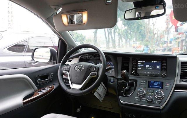 Bán xe Toyota Sienna Limited 1 cầu model 2020, giá tốt, giao ngay toàn quốc, nhập Mỹ - LH 094.539.2468 Ms. Hương16