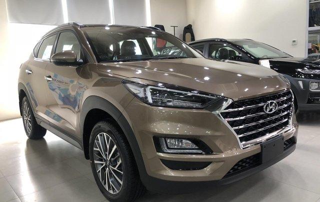 Hyundai Cầu Diễn - Bán Hyundai Tucson, máy dầu, 2019 vàng cát, đủ màu, tặng 10-15 triệu, nhiều ưu đãi - LH: 09648989320