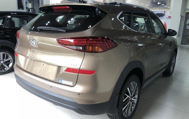 Hyundai Cầu Diễn - Bán Hyundai Tucson, máy dầu, 2019 vàng cát, đủ màu, tặng 10-15 triệu, nhiều ưu đãi - LH: 09648989321