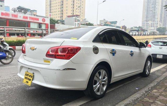 Bán xe Chevrolet Cruze 1.8 LTZ sản xuất 2016, màu trắng, giá chỉ 505 triệu3