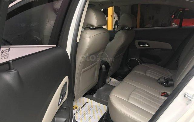 Bán xe Chevrolet Cruze 1.8 LTZ sản xuất 2016, màu trắng, giá chỉ 505 triệu11
