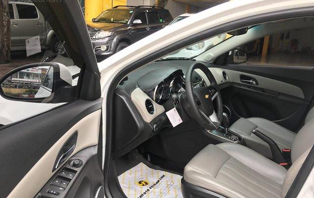 Bán xe Chevrolet Cruze 1.8 LTZ sản xuất 2016, màu trắng, giá chỉ 505 triệu9