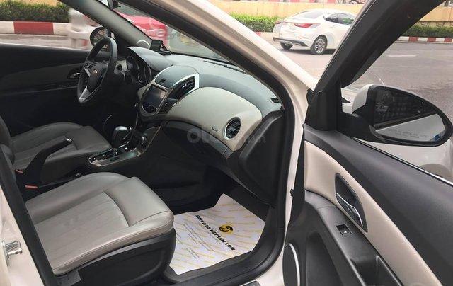 Bán xe Chevrolet Cruze 1.8 LTZ sản xuất 2016, màu trắng, giá chỉ 505 triệu12