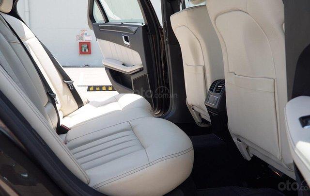 Bán Mercedes Benz E250 2014 xe đẹp màu nâu, đi 27.000km, cam kết chất lượng bao kiểm tra hãng1